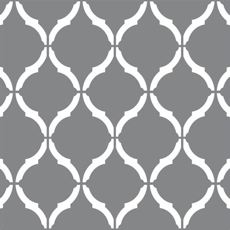 moroccan wall stencil large 12 quot x9 quot craft airbrush pattern