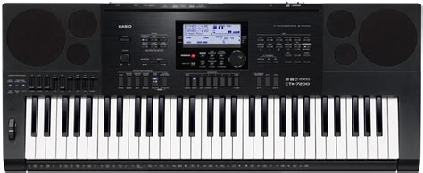 Keyboard Casio Ctk 7200 Terbaru casio ctk 7200 size piano style keyboard co uk musical instruments