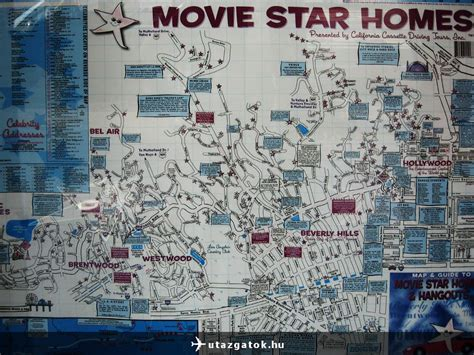 hollywood celebrities map hollywood celebrity homes map new house designs