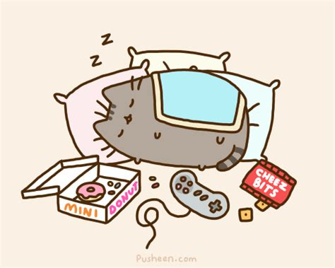 i am pusheen the cat angela s anxious i am pusheen the cat by
