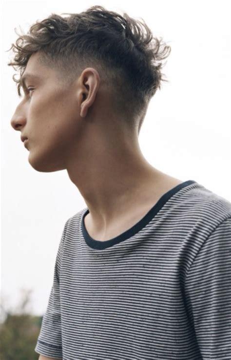 mens under cut wavy hair 2016 men s trendy undercut hairstyles haircuts