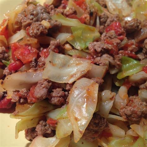 day 5 omni drops honey mustard dressing and unstuffed cabbage rolls my eating clean journey