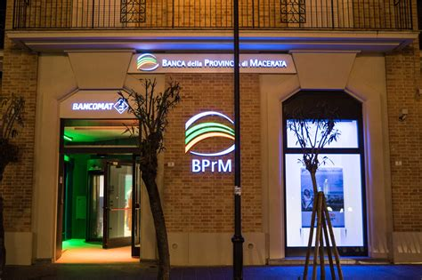 Banca Provincia Di Macerata by La Banca Della Provincia Di Macerata Allarga I Confini