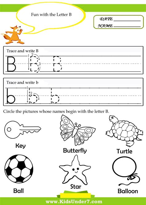 worksheets for preschool letter b save to a lightbox free printable worksheets for