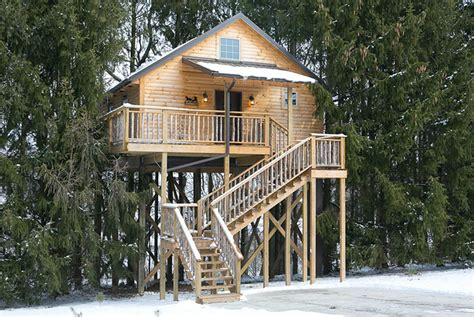treehouse cabins in berlin ohio cabins in berlin ohio luxury tree house in amish country