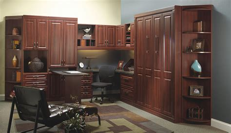 custom home office furniture from more space place mt