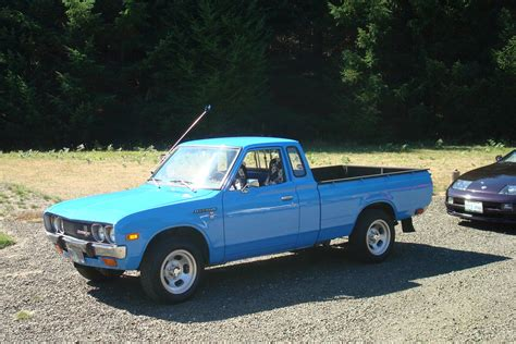 datsun pickup datsun 620 photos reviews news specs buy car