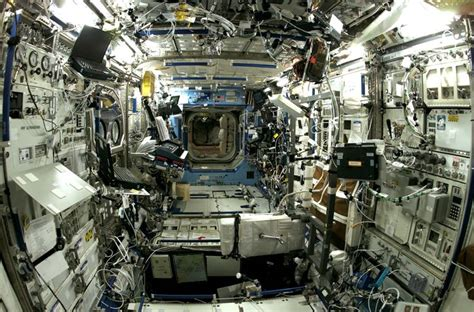 Interior Space Shuttle by Space Shuttle Interior
