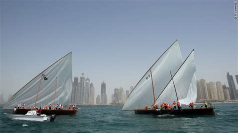 sailing boat uae august on inside the middle east cnn