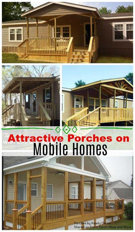 porch designs  mobile homes mobile home porches