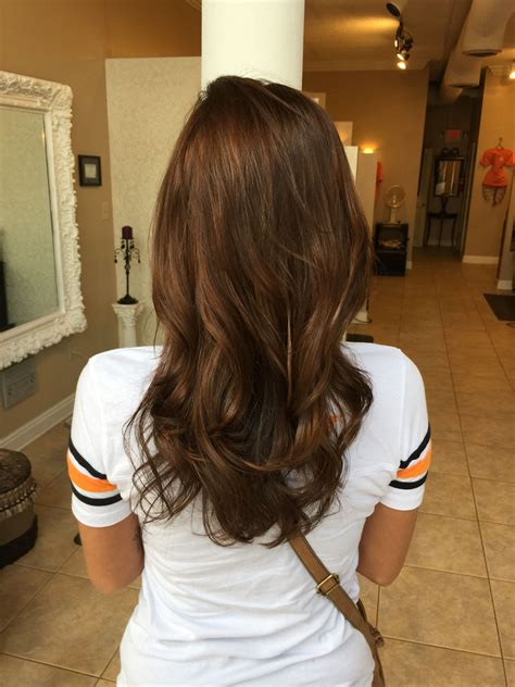 level 5 hair color brown hair with dimension level 5 styles and color by