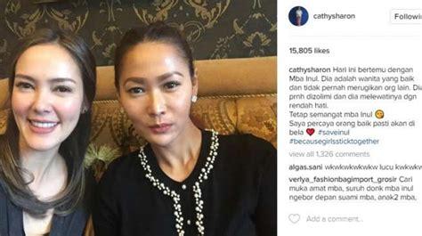 Sofa Inul Di Lung inul daratista diboikot cathy suarakan quot save inul