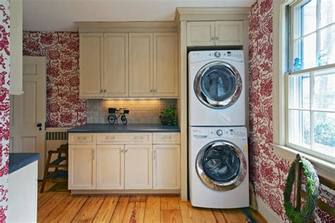 laundry room cabinet design ideas small laundry room design with stacked laundry machines