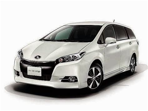 toyota wish review new toyota wish 2015 review specification world future