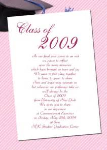 sle graduation invitations college