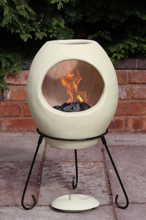 Mexican Outdoor Heater Modern Ellipse Mexican Clay Chimenea Chiminea Heater Patio