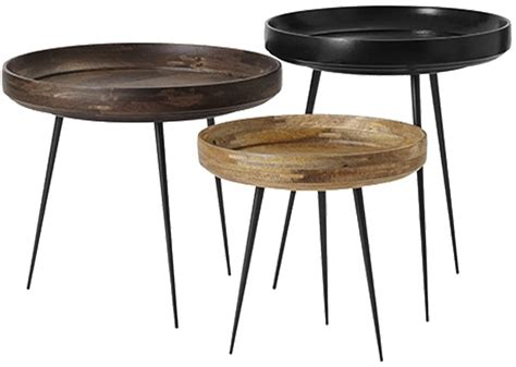 mater furniture mater bowl tables the century house madison wi