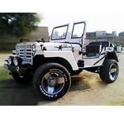 Selling My Royal White Landi Jeep  Cozot Cars