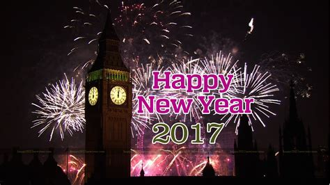 Happy New Year 2017 New 9 wallpapers 2017 new year