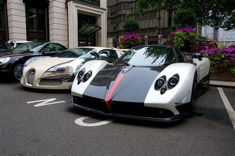 bugatti vs zonda bugatti veyron pagani zonda cinque a photo on flickriver