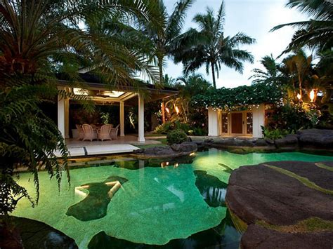 house in hawaiian 9 outstanding celebrity homes in hawaii celebrity homes