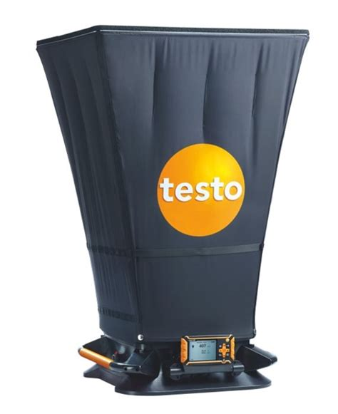 volume testo testo 420 volume flow testo ltd test and
