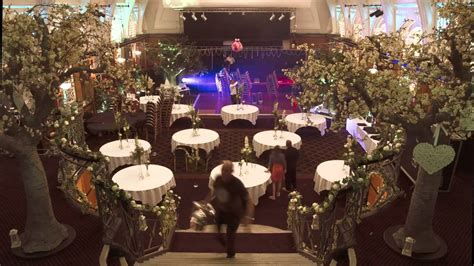seventa  hospitality enchanted forest wedding