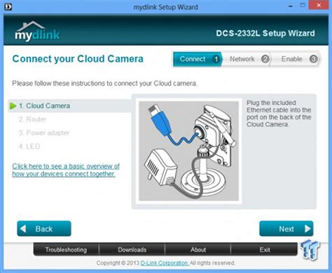 d link ip setup how to setup a d link dcs 2332l ip with camcloud