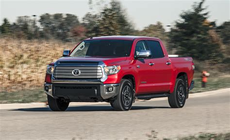 2014 Toyota Tundra Review 2014 Toyota Tundra 5 7l 4x4 Test Review Car And Driver