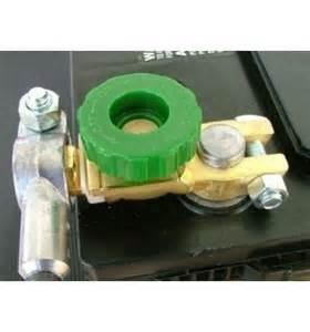 coupe circuit sur batterie pour tous types de vehicules