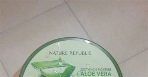 Harga Nature Republic Aloe Vera Di Mall favourite shop nature republic aloe vera soothing gel