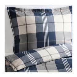 Ikea Bedding Sets Kustruta Duvet Cover And Pillowcase S Full Queen