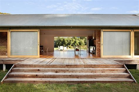Shed Designs Australia by Residential Wool Shed Designed To Blend In With The
