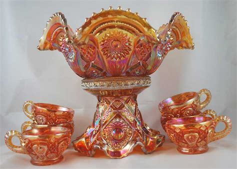 Kutani Vase Carnival Glass On Pinterest Google Indiana And Bowls