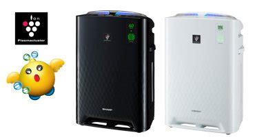 Air Purifier Sharp Fu A28y B free delivery sharp plasmacluster air purifiers with humidifying functions kca50ew kc a40e