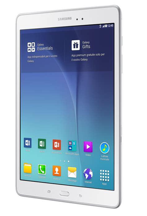 Samsung Galaxy Tab 3 Di Electronic Solution samsung tab a prezzi e disponibilit 224 in italia le