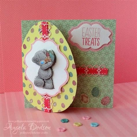 Easter Treats From Me To You by Me To You Easter Treats Card Easter Tatty Teddy And Cards
