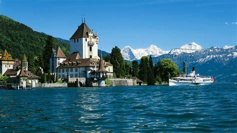 lade thun bateau 224 vapeur bl 252 emlisalp suisse tourisme