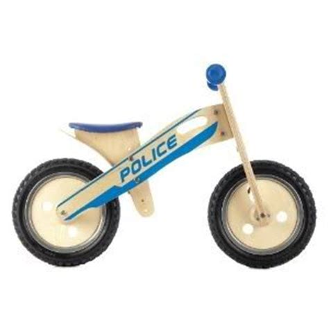 Kb Toys Gift Card Balance - police balance bike police themed with five position adjustable seat rubberized
