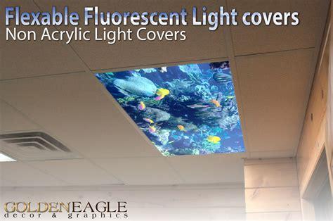 office fluorescent light diffusers fluorescent light diffuser film austere marble skypanels