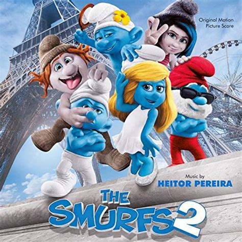 smurfs songs the smurfs 2 2013 soundtrack from the motion picture