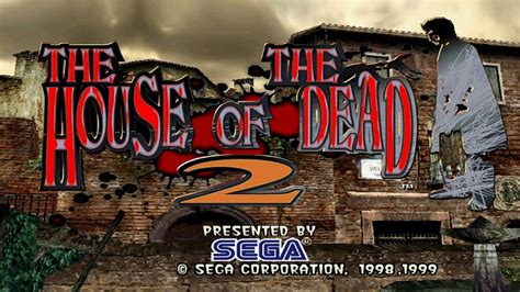 the house of the dead 4 music the house of the dead 2 walkthrough pc youtube