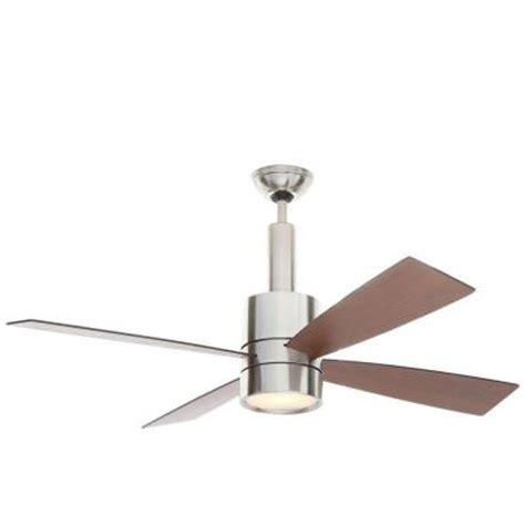 bullet ceiling fan casablanca bullet 54 in brushed nickel ceiling fan