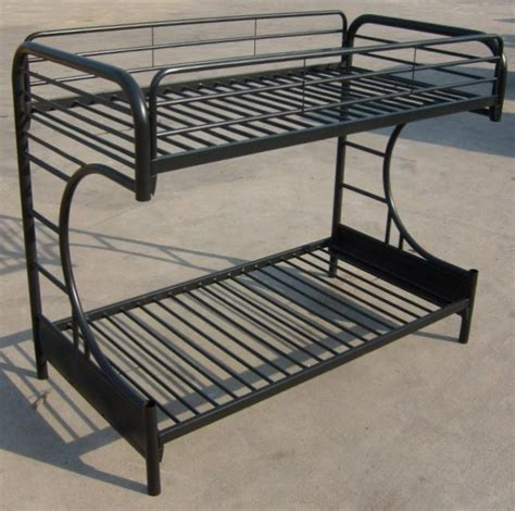 Black Futon Bunk Bed Black Metal Futon Bunk Bed Decorate My House