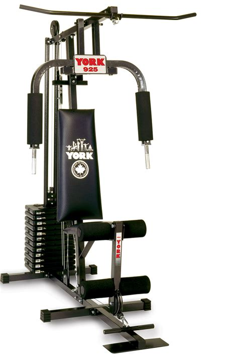 york 925 multi home equipment york barbell