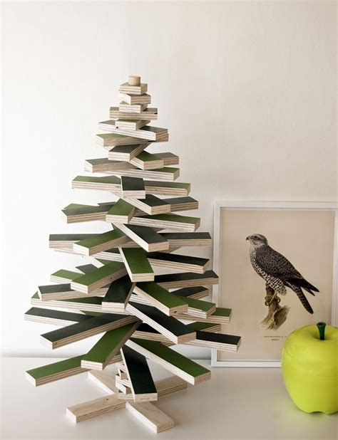 ideas alternative christmas trees handspire