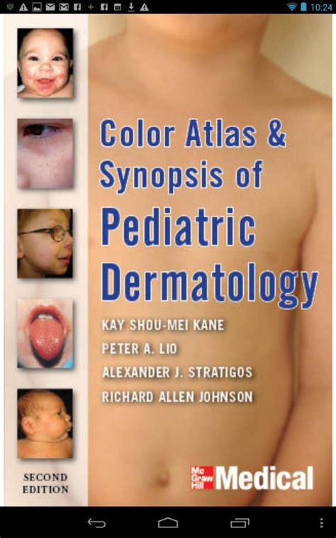 The Color Atlas Of Family Medicine 2e 2013 Usatine Et Al color atlas and synopsis of pediatric dermatology iphone and app review