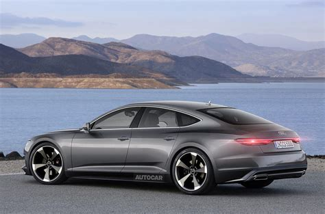 New Audi A7 2018 by Audi A7 And A8 To Lead Brand S Design And Tech Revolution