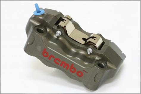 Masteren Cnc Set Brembo Univesal brembo cnc radial mount brake caliper kit p4 30 34 100mm left right set 220 a168 10
