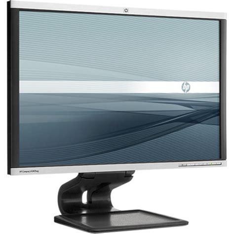 Monitor Led Hp X hp la2405x compaq 24 quot led widescreen monitor a9p21aa aba